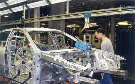 ATS in Automotive assembly line